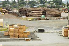 Free Sawmill 2 Stock Image - 1178331