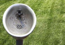 Free Drinking Fountain Stock Photo - 1179970