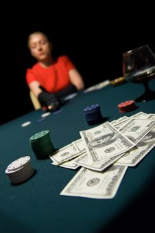 Free High Stakes Stock Images - 11715564