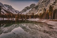 Free Landscape Photo Of Body Of Water Near Tall Trees Stock Images - 117112674
