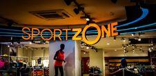 Free Sport Zone Signage Stock Photos - 117112873