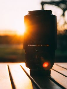 Free Close-Up Photography Of Camera Lens Stock Images - 117112874