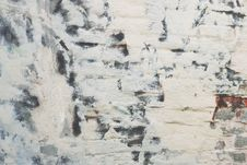 Free White And Gray Abstract Painting Royalty Free Stock Photos - 117200488