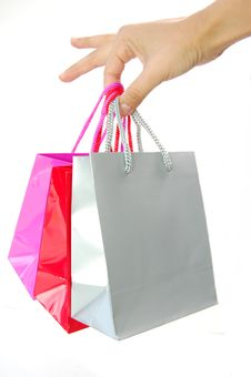 Free Gift Shopping Royalty Free Stock Photography - 11740117