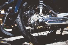 Free Photo Of Motorcycle Muffler Stock Photography - 117536902