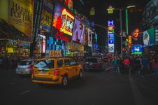 Free Photo Of New York Times Square Street Royalty Free Stock Photo - 117536905