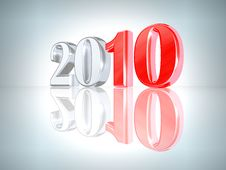 Free New Year 2010 Background Stock Images - 11761084