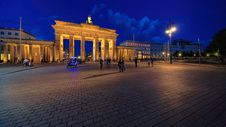 Free Brandenburgh Gate, Germany Royalty Free Stock Photos - 117689198