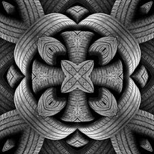 Free Black And White, Monochrome Photography, Pattern, Monochrome Stock Images - 117728564