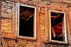 Free Brick, Wall, Window, Ruins Royalty Free Stock Image - 117729226