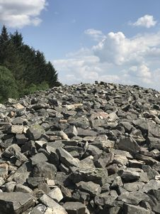 Free Rock, Bedrock, Sky, Outcrop Royalty Free Stock Image - 117729366