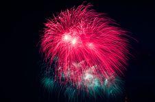 Free Fireworks, Pink, Event, Fête Stock Image - 117729601