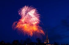 Free Fireworks, Sky, Event, Atmosphere Of Earth Stock Photo - 117729640
