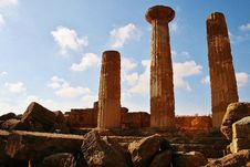 Free Historic Site, Ruins, Sky, Ancient History Stock Photo - 117729700