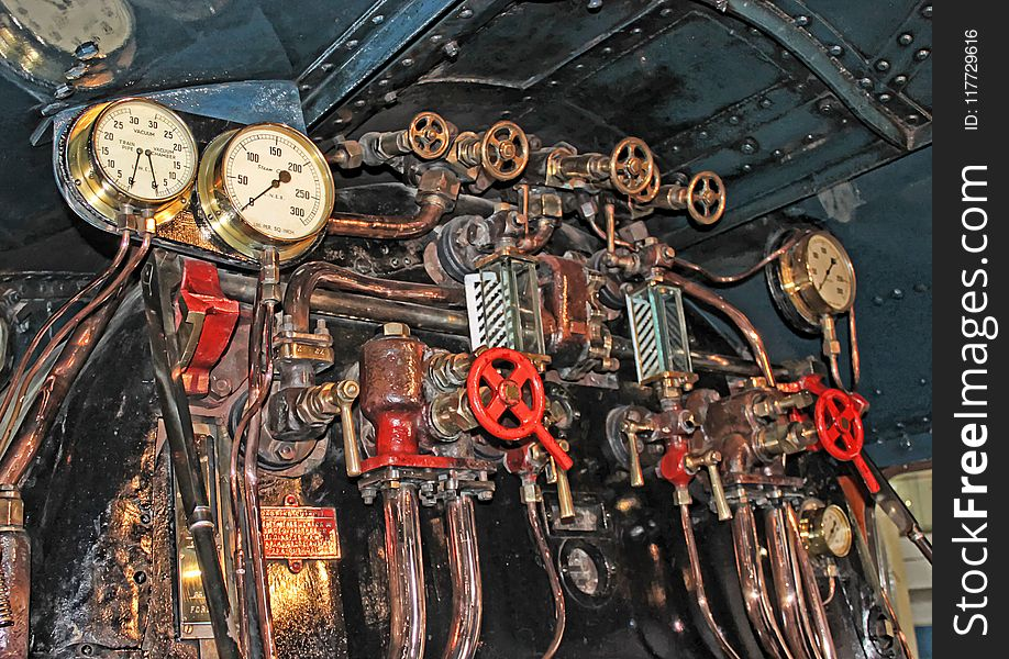 Engine, Auto Part, Motor Vehicle, Automotive Engine Part
