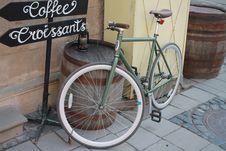 Free Bicycle, Bicycle Wheel, Land Vehicle, Road Bicycle Stock Image - 117788091