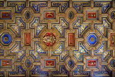 Free Pattern, Symmetry, Textile, Mosaic Royalty Free Stock Photography - 117788407