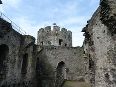 Free Historic Site, Ruins, Fortification, Medieval Architecture Stock Photography - 117788412