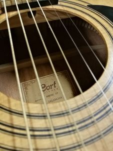 Free Musical Instrument, Acoustic Guitar, Guitar, Close Up Stock Photos - 117788633