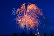 Free Fireworks, Sky, Event, Atmosphere Of Earth Stock Photos - 117789103