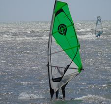 Free Windsurfing, Sail, Wave, Wind Stock Photo - 117789320
