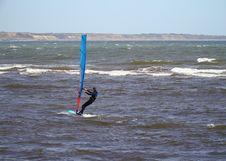 Free Windsurfing, Wind, Wave, Boardsport Stock Photography - 117789392
