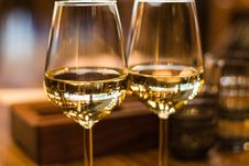Free Close-Up Photography Of Wine Glasses Stock Image - 117852841