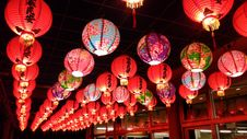 Free Pink, Lighting, Mid Autumn Festival, Event Royalty Free Stock Photos - 117884648