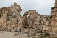 Free Ruins, Historic Site, Archaeological Site, Ancient History Royalty Free Stock Image - 117884806