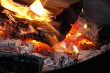 Free Heat, Fire, Flame, Campfire Stock Images - 117884884