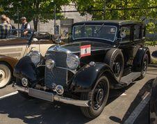 Free Car, Motor Vehicle, Antique Car, Vintage Car Royalty Free Stock Photography - 117885457