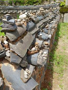 Free Wall, Stone Wall, Rock, Walkway Stock Photo - 117885700