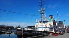 Free Waterway, Water Transportation, Ship, Fishing Vessel Stock Image - 117885891