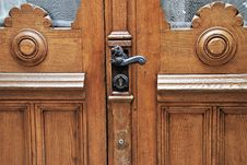 Free Wood, Wood Stain, Door, Hardwood Royalty Free Stock Image - 117885946