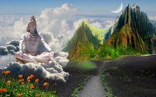 Free Nature, Mountainous Landforms, Mountain, Mount Scenery Stock Images - 117886054