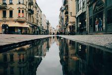 Free Water On Street Stock Image - 117917381
