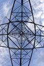 Free Powerlines Pylon Royalty Free Stock Images - 1184319