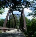 Free Old Steel Bridge Walk Stock Images - 1188564