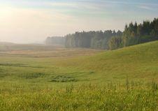 Free Foggy Fields Stock Photo - 1180360