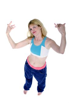 Free Check It Out Yo Mama Lost Weight 1 Stock Photo - 1181080