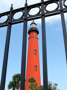 Free Ponce Inlet Lighthouse Royalty Free Stock Photos - 1183358