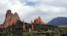Free Rock Spires Stock Images - 1183374