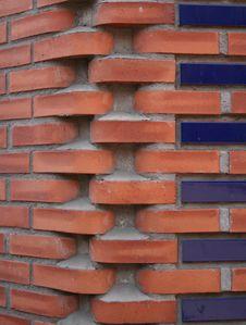 Free Brick Corner Stock Images - 1183394