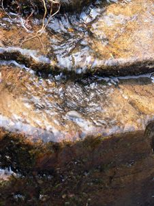 Free Water Rock Stream Stock Image - 1184221