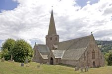 Free St Nicholas Church Stock Image - 1187921