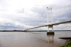 Seven Bridge Stock Photography