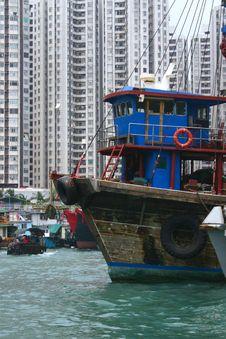 Free Hong Kong Junk Beta Royalty Free Stock Image - 1189236