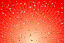 Free Snowflake Background Royalty Free Stock Photos - 11816788