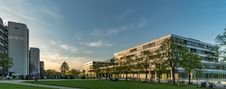 Free Metropolitan Area, Residential Area, Sky, Building Stock Images - 118153974