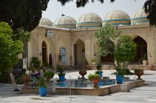 Free Courtyard, Tourist Attraction, Hacienda, Tourism Stock Photography - 118154002